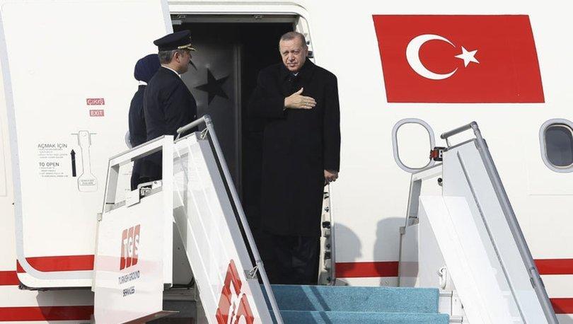 Türkiye Cumhurbaşkanı Erdoğan yarın Ukrayna'ya gidecek