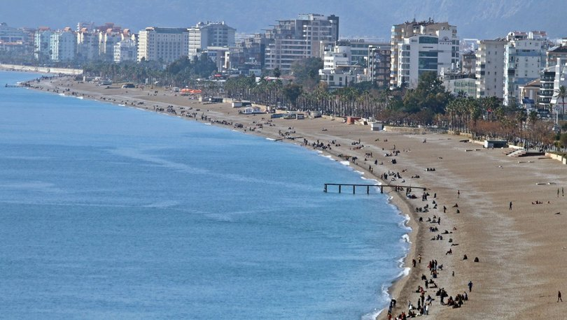 Antalya turizm