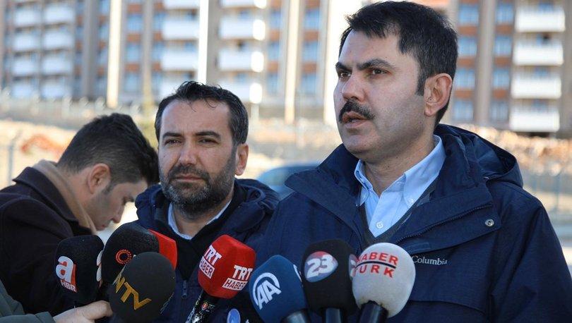 Elazığ'da binaların yüzde 25'i hasarlı
