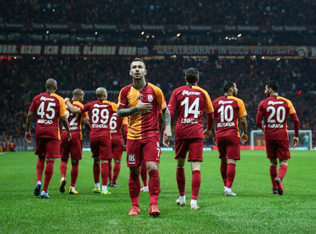 Galatasaray - Kayserispor maçının yazar yorumları