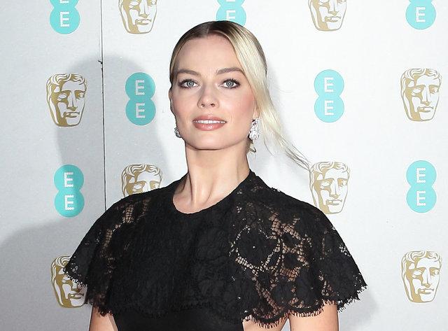BAFTA'da Margot Robbie'den Megxit yorumu - Magazin haberleri