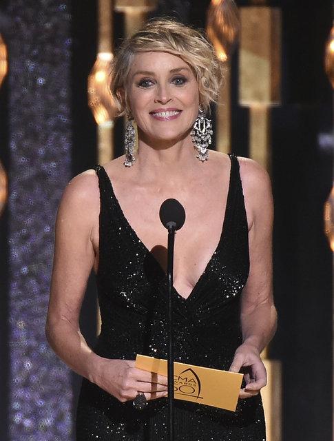Sharon Stone 40'lı yaşlarındaki pişmanlığını açıkladı - Magazin haberleri
