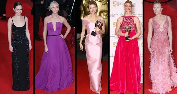 BAFTA Ödülleri sahiplerini buldu...