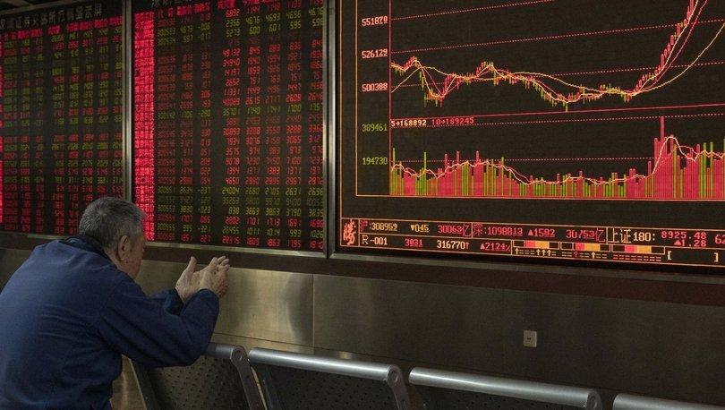 Çin piyasaları koronavirüs sonrası sert düştü - Haberler