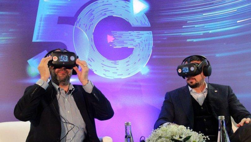 Türk Telekom 5G canlı maç yayını deneyimi sundu