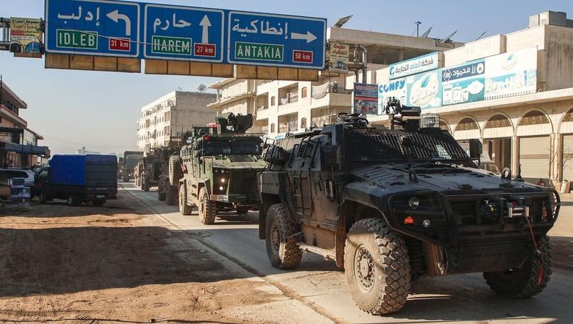 İdlib'de hangi örgütler var?