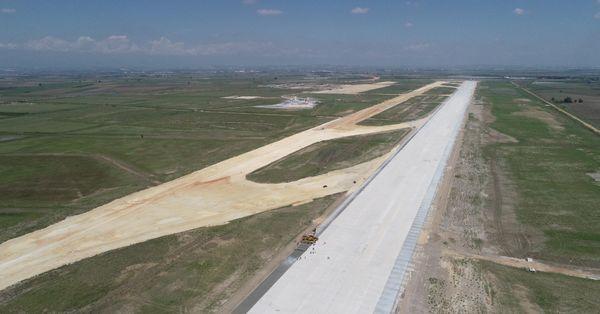 Çukurova Havalimanı üstyapı ihalesi ertelendi