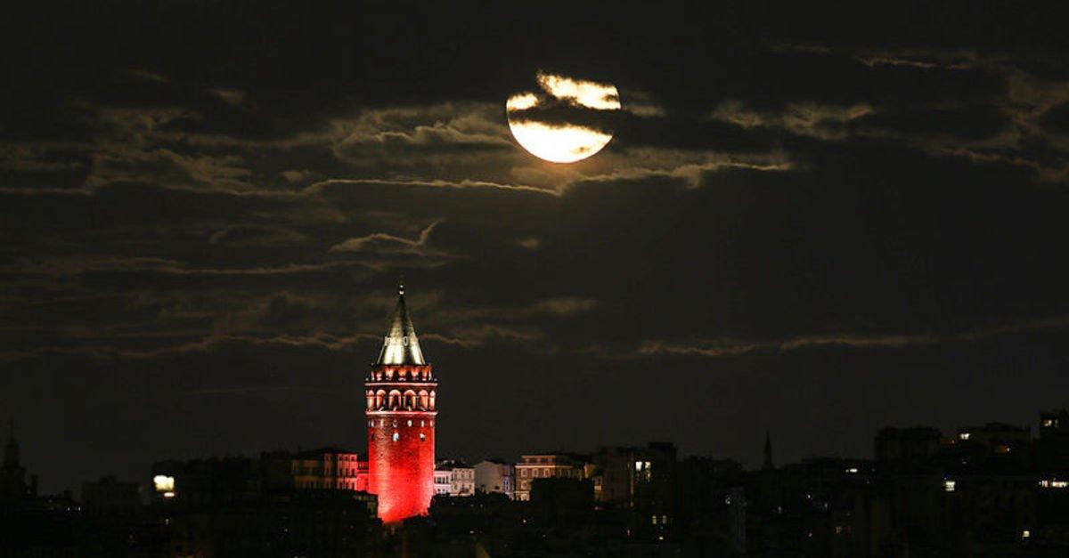 2020 Süper Ay tutulması ne zaman?