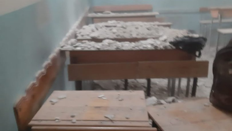 Afrin'de saldırı