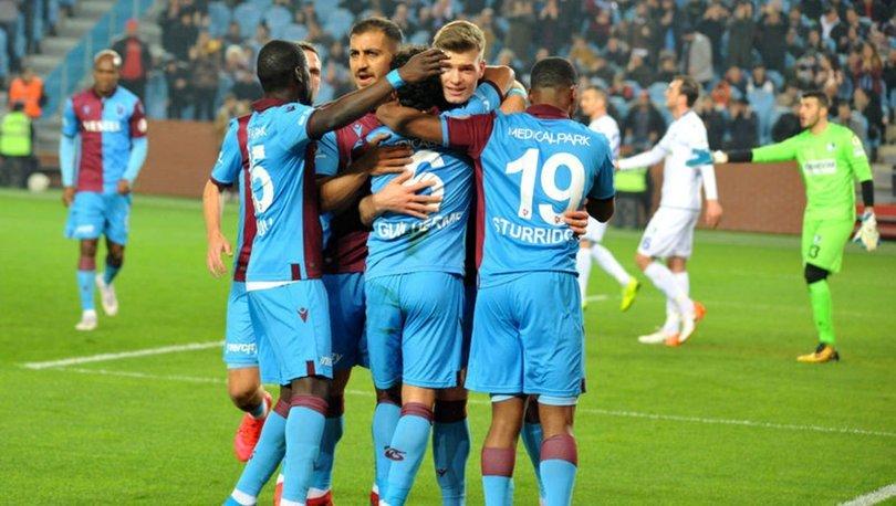 Trabzonspor - BB Erzurumspor