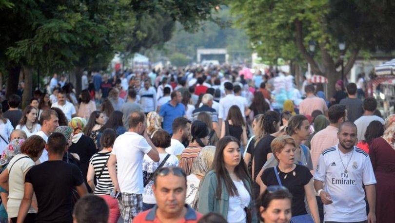 Türkiye'nin nüfusu 83.2 milyon kişiye ulaştı