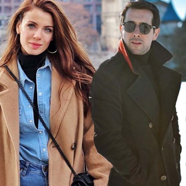Başak Parlak yeni sevgilisi Bedir Özuslu'yla Brüksel'e gitti - Magazin haberleri