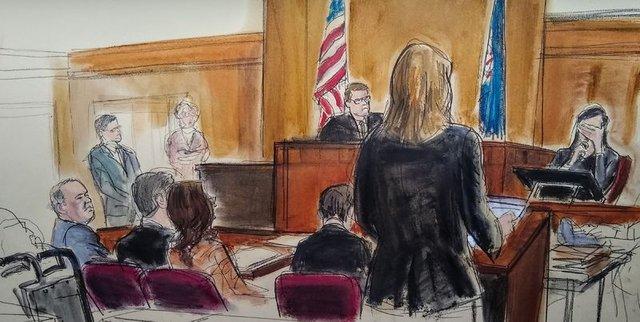 Duruşmada Harvey Weinstein'in çıplak fotoğrafları gösterildi - Magazin haberleri