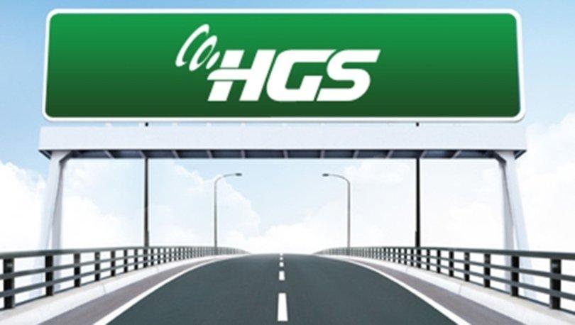 HGS bakiye sorgulama