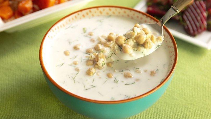 Soğuk ayran çorbası nasıl yapılır?