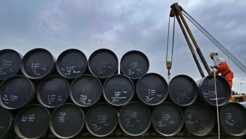 Brent petrolün varil fiyatı