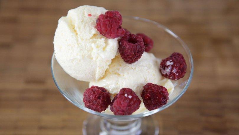 Vanilyalı dondurma nasıl yapılır?