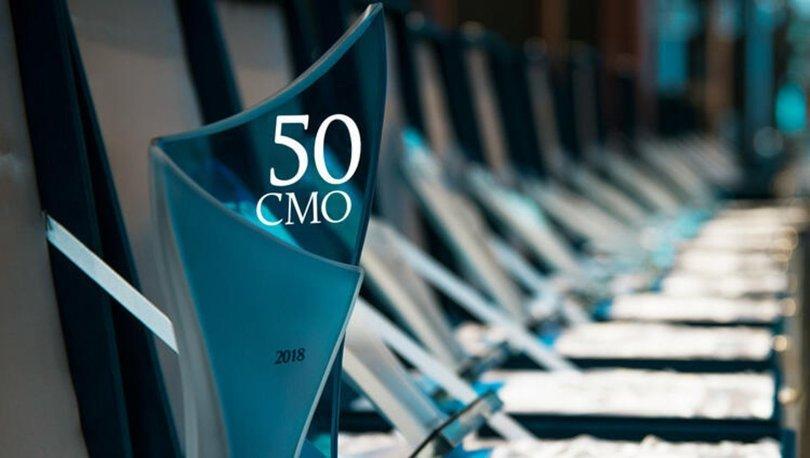 CMO ödül