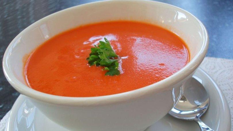 Kremalı domates çorbası nasıl yapılır?