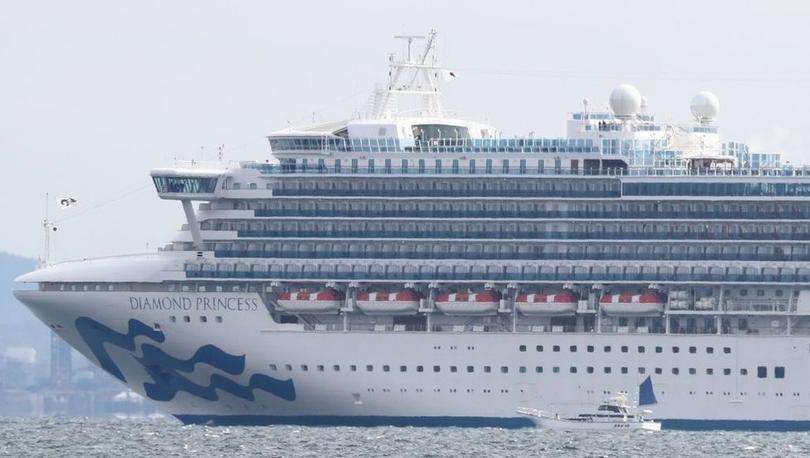 Koronavirüs - Japonya'da karantinaya alınan cruse gemisinin en az 10 yolcusunda virüs çıktı