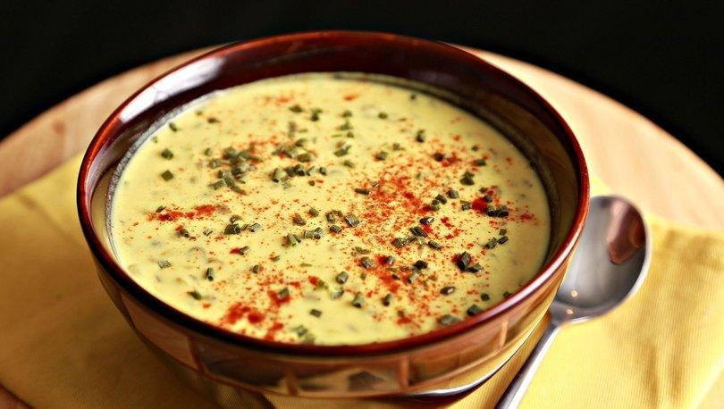 Nefis yayla çorbası nasıl yapılır?