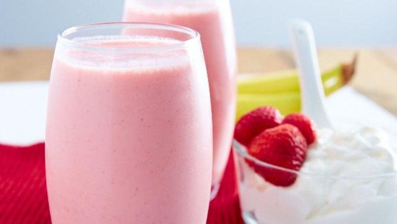Enerji veren kahvaltılık smoothie nasıl yapılır?