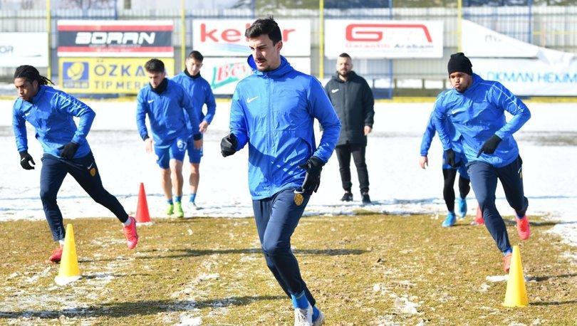 MKE Ankaragücü, Yeni Malatyaspor maçına hazır