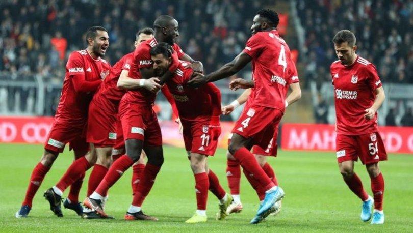Liderler arasında en az gol atan ve en çok gol yiyen Sivasspor