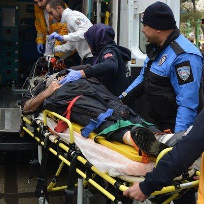Kızılay Mobil Kan Merkezi ekip doktoru, kalbi duran kişiyi hayata döndürdü