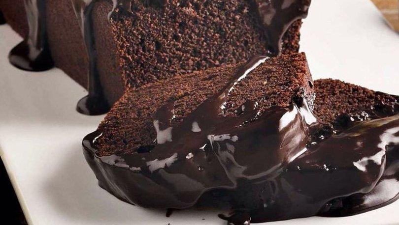 Çikolatalı ıslak kek nasıl yapılır?