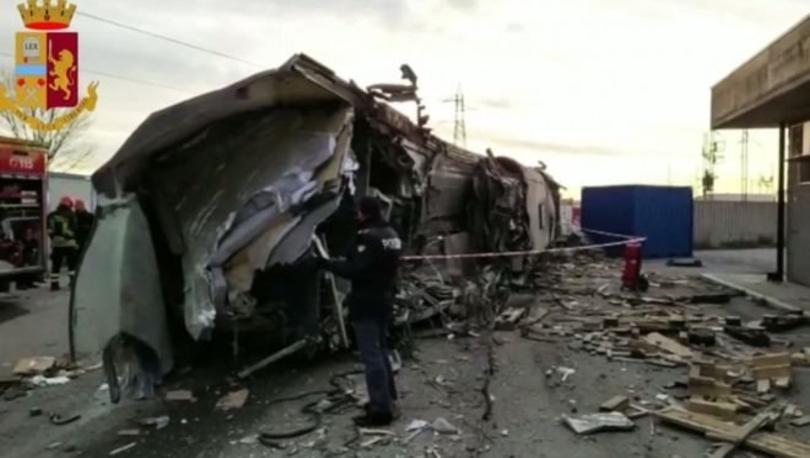 İtalya'da hızlı tren raydan çıktı: 2 ölü, 31 yaralı