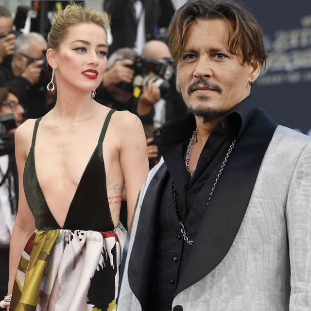 Amber Heard ile Johnny Depp'in yeni ses kayıtları ortaya çıktı - Magazin haberleri