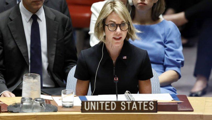 ABD'den Türkiye'nin İdlib'deki meşru müdafaa hakkına ''tam destek''