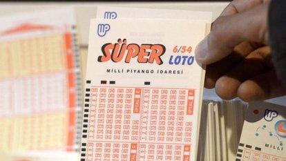 Süper Loto sonuçları 6 Şubat 2020