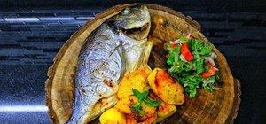 Fırında balık nasıl pişirilir? Fırında balık tarifi..