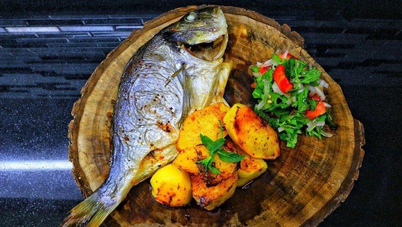 Fırında balık nasıl pişirilir?