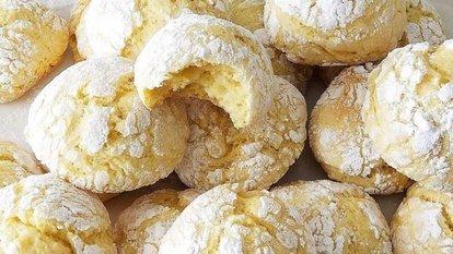 Çatlak kurabiye nasıl yapılır?