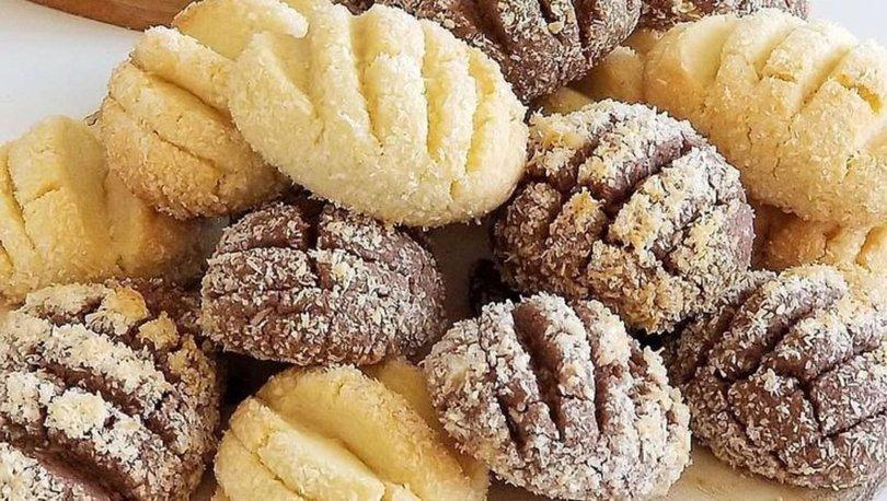 lezzetli ve çeşitli kurabiye tarifleri..