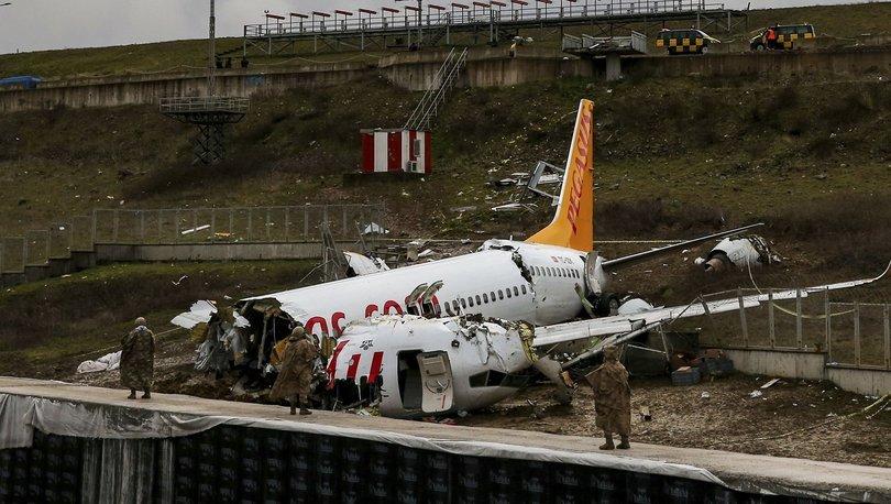 uçak kazaları
