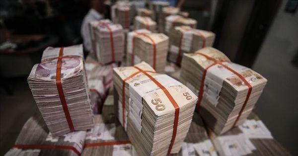 Hazine nakit dengesi 22,8 milyar lira fazla verdi