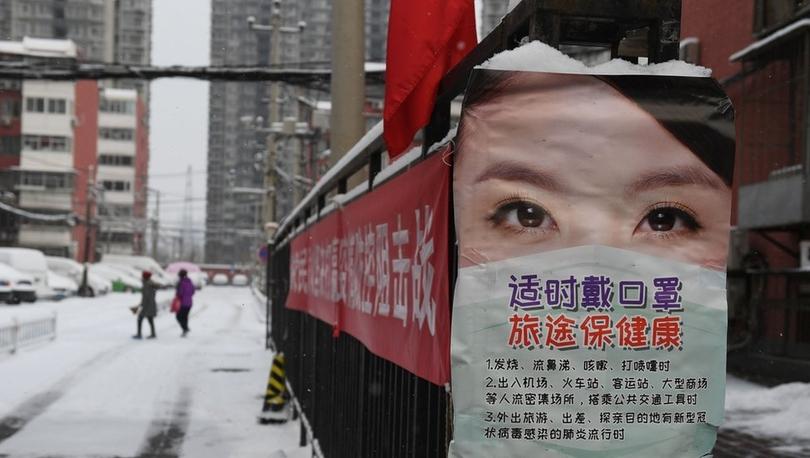 'Koronavirüse rağmen ailemi Çin'de bırakıp İngiltere'ye döndüm'