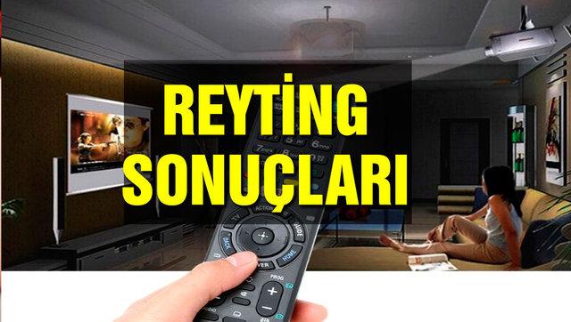 7 Şubat reyting sonuçları! Reyting sonuçlarına göre hangi dizi birinci oldu? Dizi reytingleri açıklandı