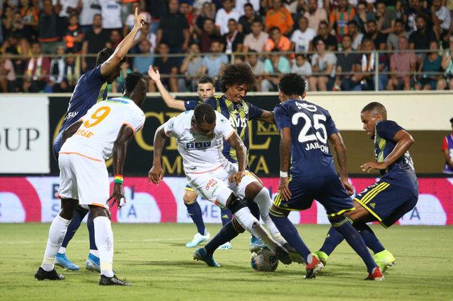 Fenerbahçe'nin Alanyaspor maçı muhtemel 11'i (maç hangi kanalda saat kaçta)