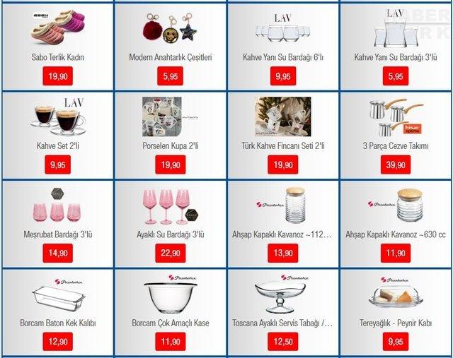 BİM 7-11 Şubat 2020 aktüel ürünler kataloğu! BİM'de bu hafta hangi ürünler indirimde olacak? Tam liste