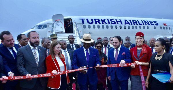 THY, bir Afrika şehrine daha uçacak