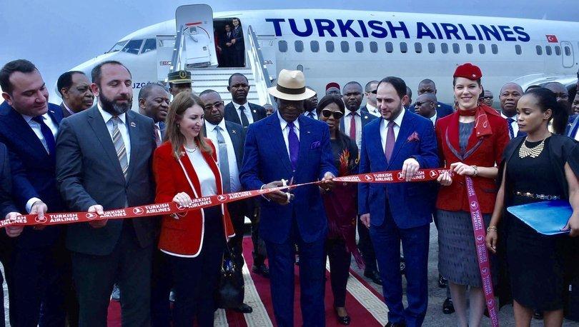 THY, Ekvator Ginesi'nin başkenti Malabo'yu uçuş ağına ekledi