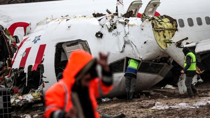 Sabiha Gökçen'deki Pegasus kazası: Boeing uzmanlarının da olduğu ABD'den gelen teknik heyet incelemelerine başladı