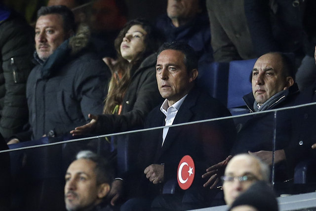 Ali Koç, Ümit Öztürk'ün 'penaltı' kararı sonrasında çileden çıktı!