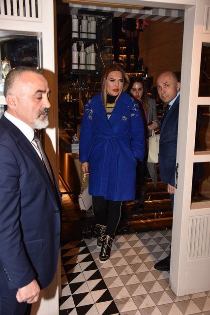 Demet Akalın'dan Fatih Ürek'e yanıt: Benim kızım kimsenin yeğeni değil - Magazin haberleri