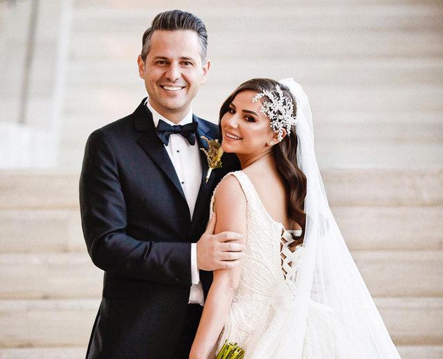 Merve Özbey, Kenan Koçak ile evlendi - Magazin haberleri